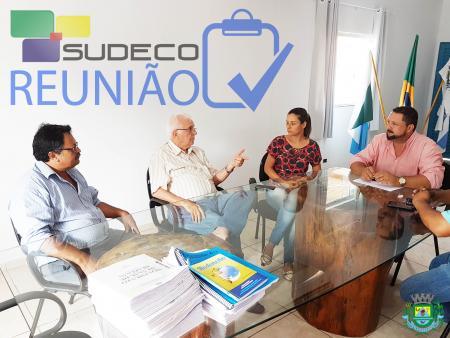 Reunião com SUDECO